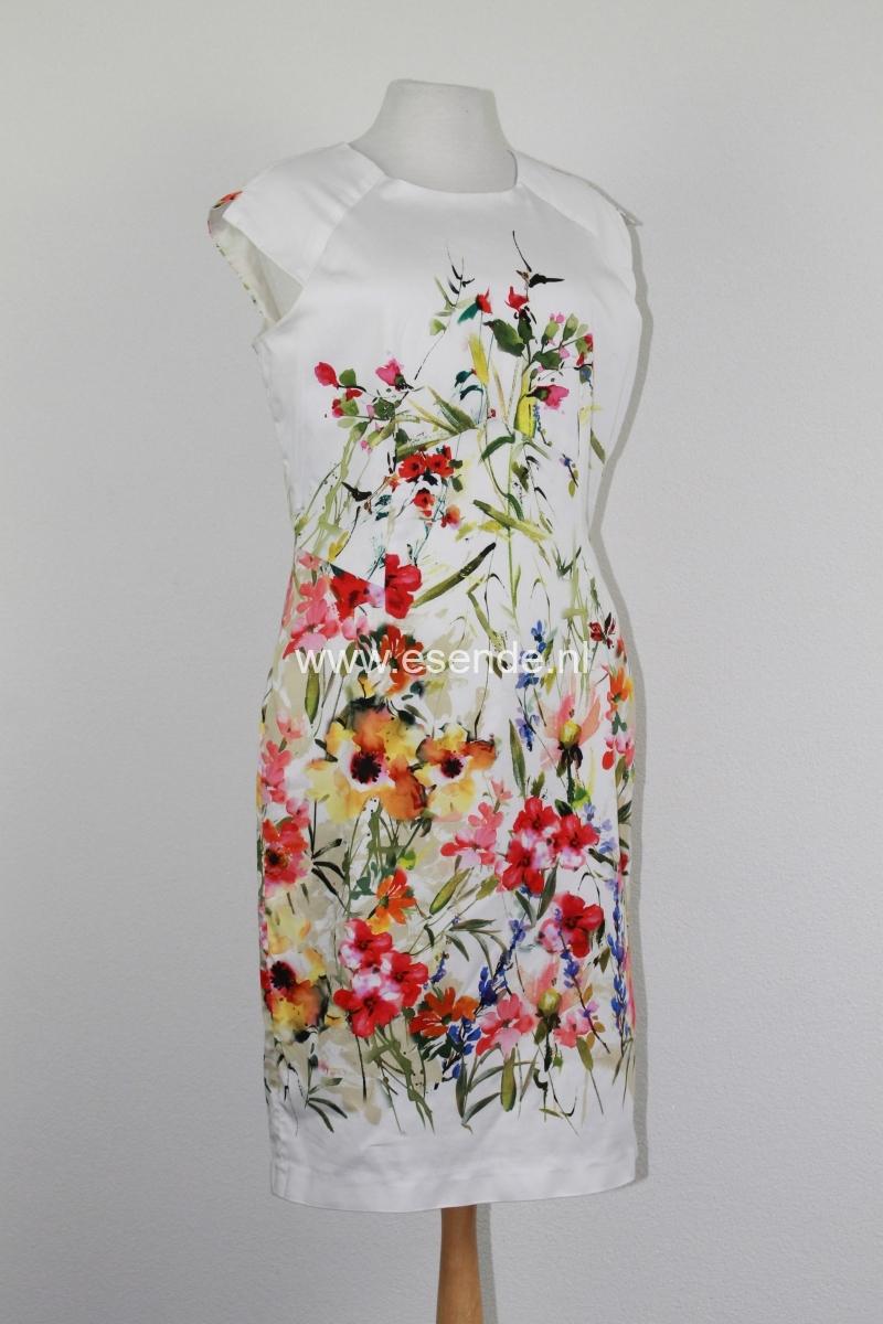Zomer jurk  van Italiaanse panelstof