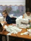 Kids workshop naailes met Esther en  Délène