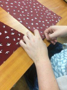 Kleding Maken.Workshop Kleding Maken Es De Maak Je Eigen Trend